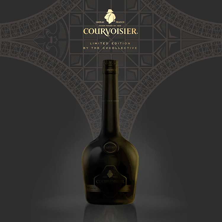 Courvoisier Black Limited Edition