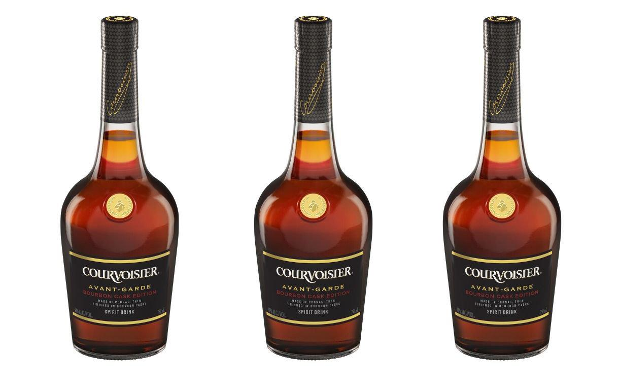 Courvoisier Avant-Garde Bourbon Finish