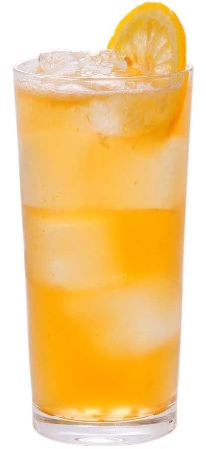 Коктейль Коллинз с коньяком (Cognac Collins)