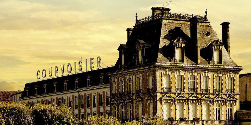 Коньячный дом Courvoisier)