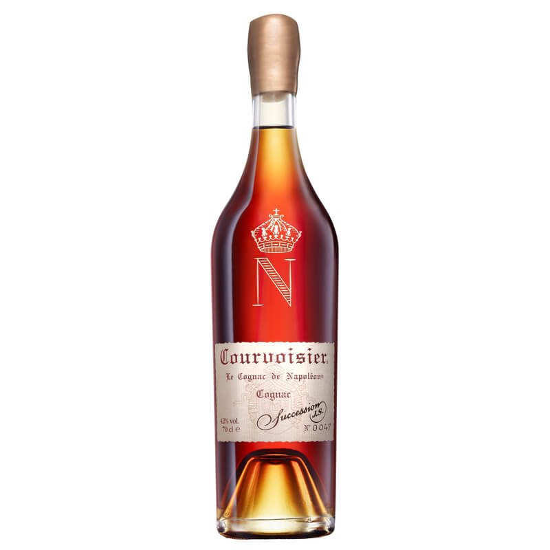 Courvoisier Succession JS
